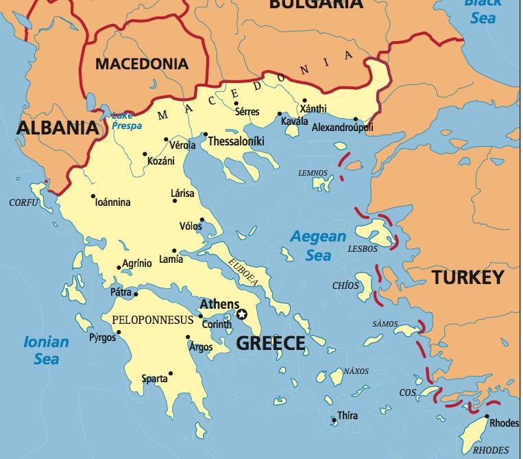 Congress Post Tour Greece and Albania